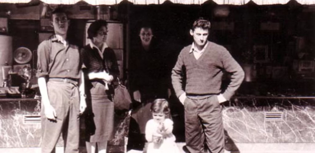 Familia Trelles 1959