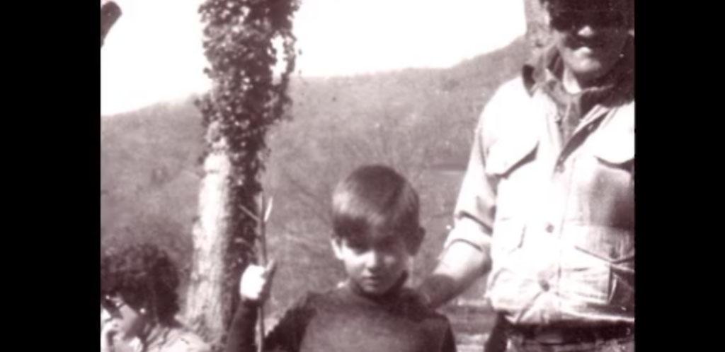Moisés, Maripaz y Fredo 1976
