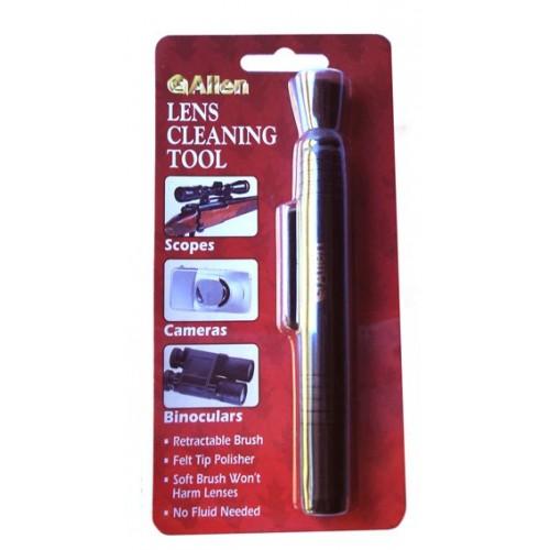 Allen Company Cepillo limpiador de ópticas