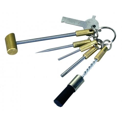 Set de herramientas para armas de pedernal