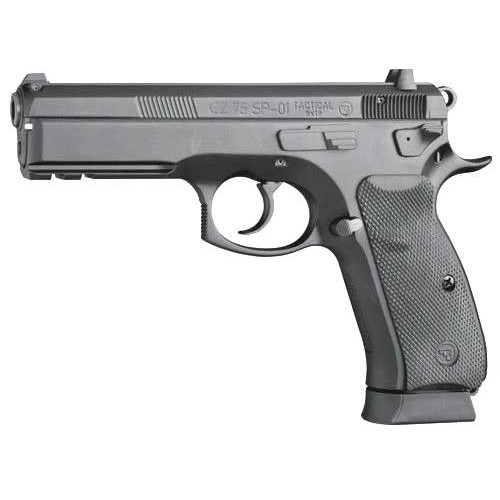 CZ 75 SP-01 Tactical 9mm