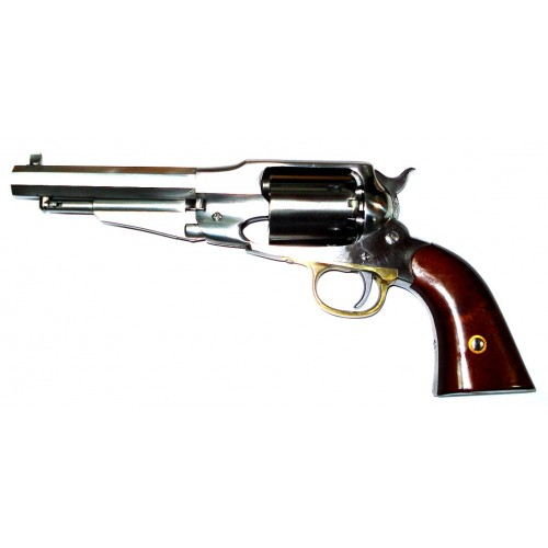 "Uberti U106 1858 New Model Army 1858 Inox.  5 1/2"" .44"