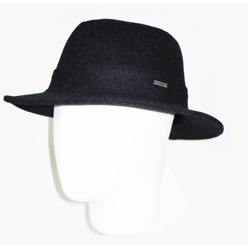 Sombrero Loden Gore-tex gris oscuro - Armería Trelles S.L.