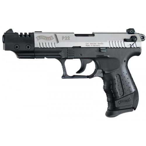 P22 Target Nickel .22lr