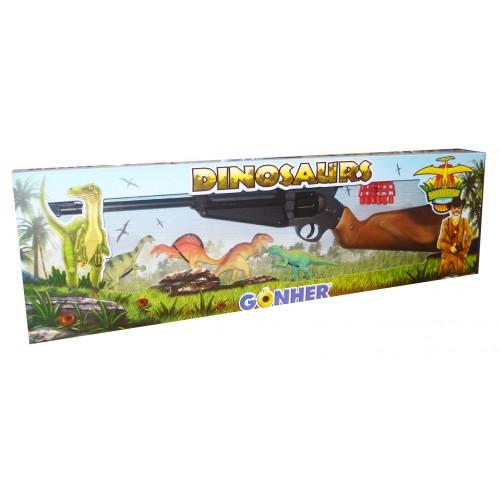 910/0  Dinosaurs Shooting Gallery!