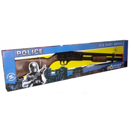 106 Escopeta Tactical Pump Action!