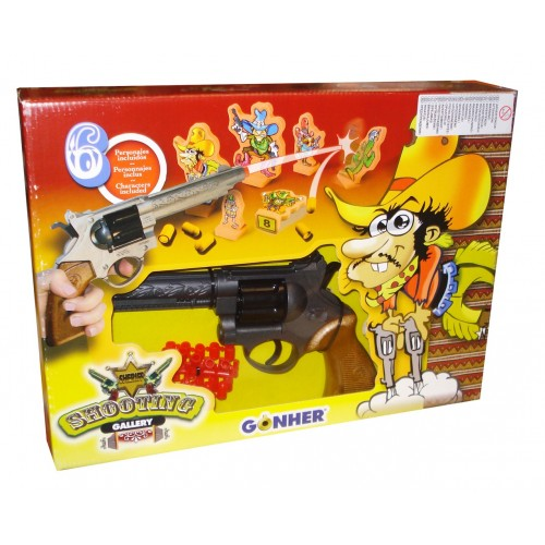 901  Sheriff Shooting Gallery!
