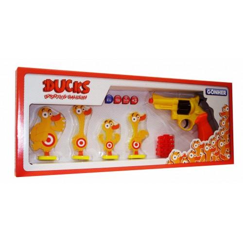 922  Ducks Shooting Gallery!