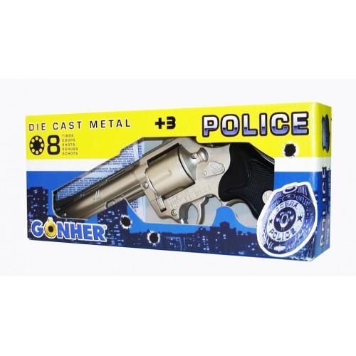 44  Police Revolver