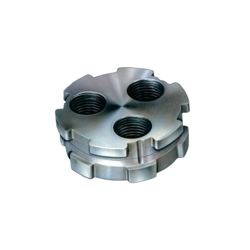 90497 Pro 1000 / Turret Press 3-Hole Plate