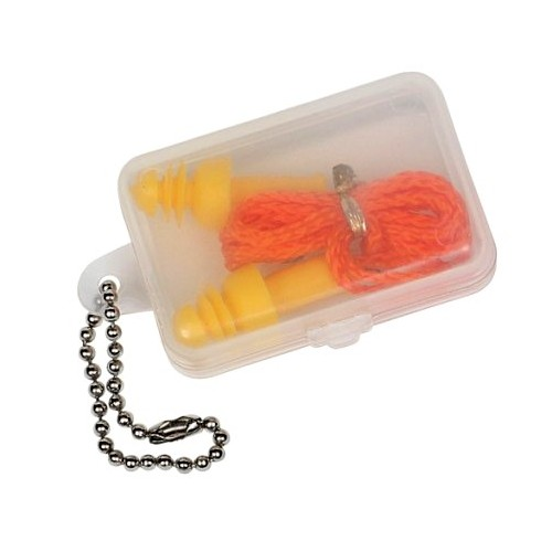 2293  Molded Ear Plugs With Cord