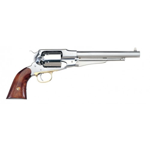 "Uberti U102 1858 New Army Stainless Steel 8"" .44"