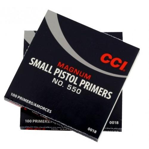 CCI Pistones para recarga Small Pistol Magnum