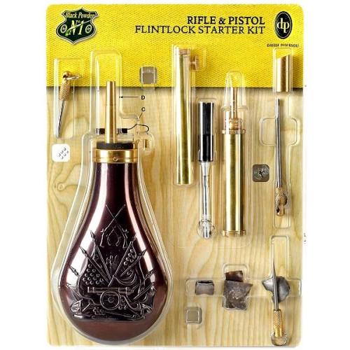 USA 323 Start Kit Pedernal (chispa) para pistola y rifle