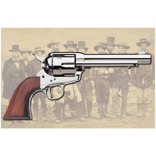 """1873 SAA Cattleman Quick Draw Nickel 44-40 5 1/2"""" Libro de Coleccionista"""