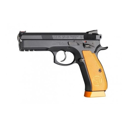 CZ CESKA 75 TACTICAL SPORTS ORANGE