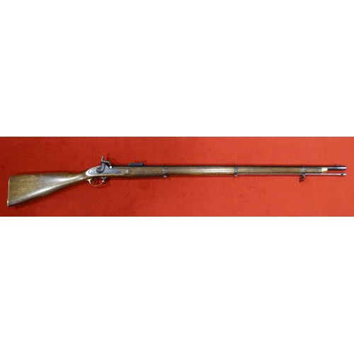Armi Chiappa 1858 Enfield Musket .58 Percusión 3 Bandas