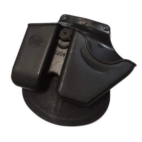 Fobus Funda para grilletes + cargador Glock