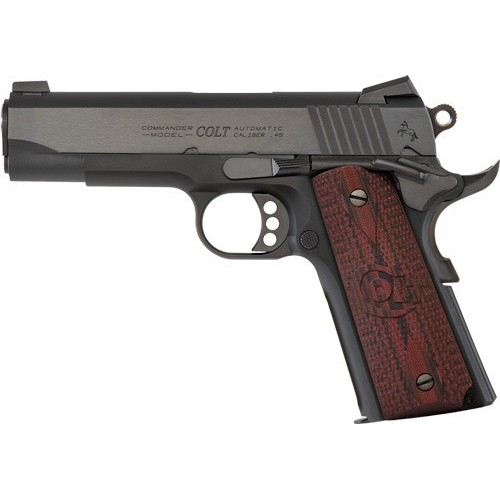 Colt Pistola Lightweight Commander 9mm 4.25""