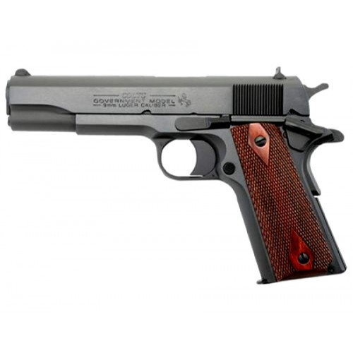 Colt Pistola Government 9mm 5""