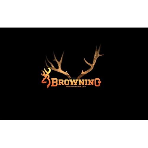 Browning Cap Winter Fleece Blaze