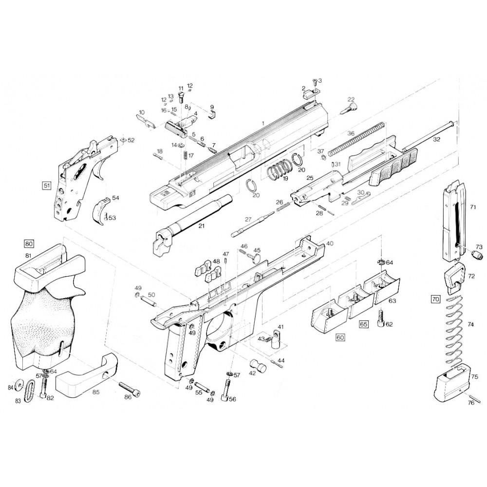 H mmerli 280 piezas de repuesto armer a trelles s l for Piezas de repuesto