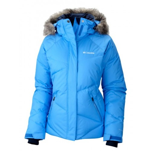Lady Down Jacket Blue
