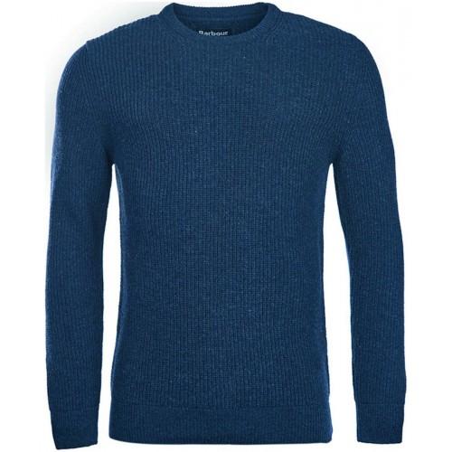 Barbour Jersey Marl Knit 100% Lana Virgen