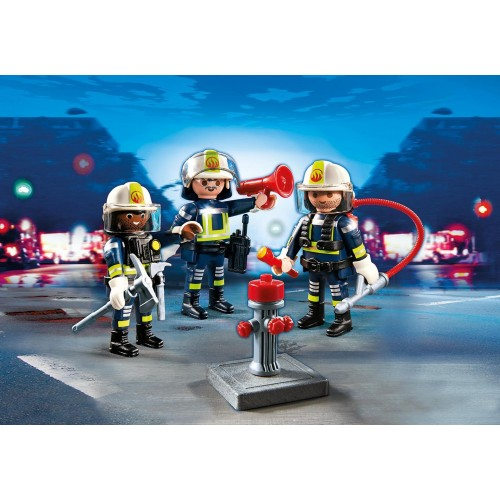 5366 Equipo de bomberos