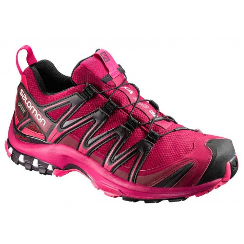 Salomon XA Pro 3D Gore-tex Woman Beet 39853600