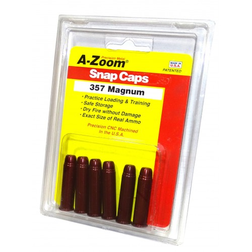 A-Zoom Aliviamuelle de alta calidad 357 Magnum