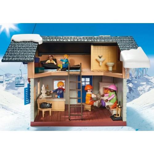 9280 Refugio de Esquí