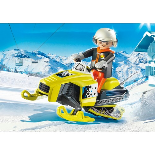 9285 Moto de nieve