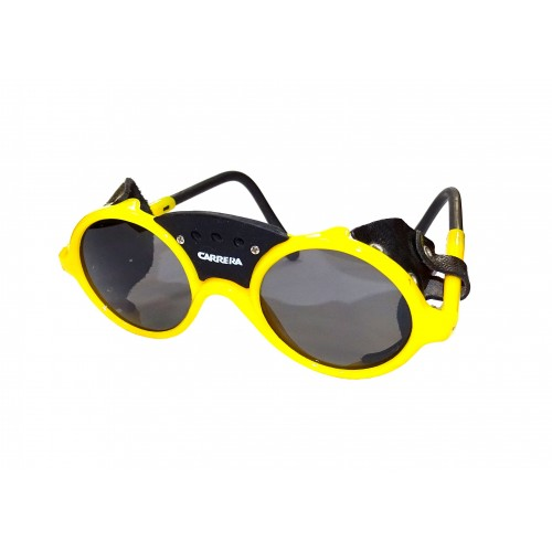 Carrera Yellow Alpine Glasses Kids