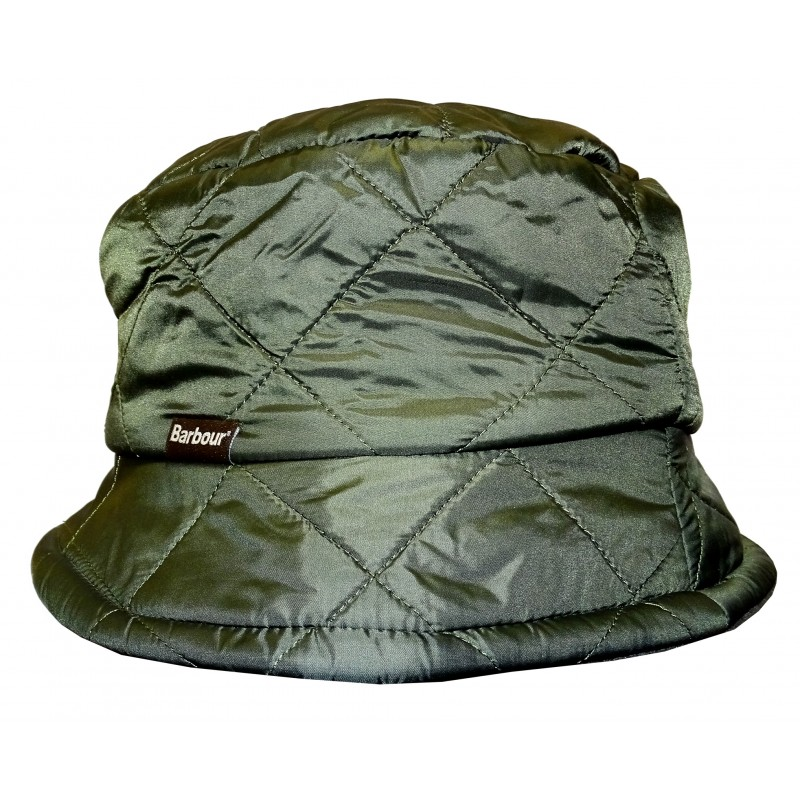 Barbour Gorro Guateado Country Classic Green Talla S