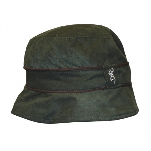 Sombrero Impermeable Browning Green
