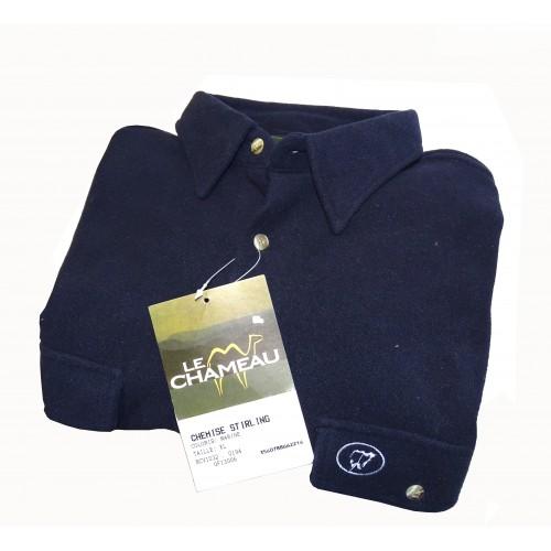 Camisa Sterling polar Talla XL