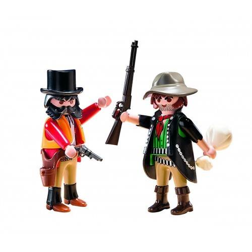 5512 Sheriff y Bandido
