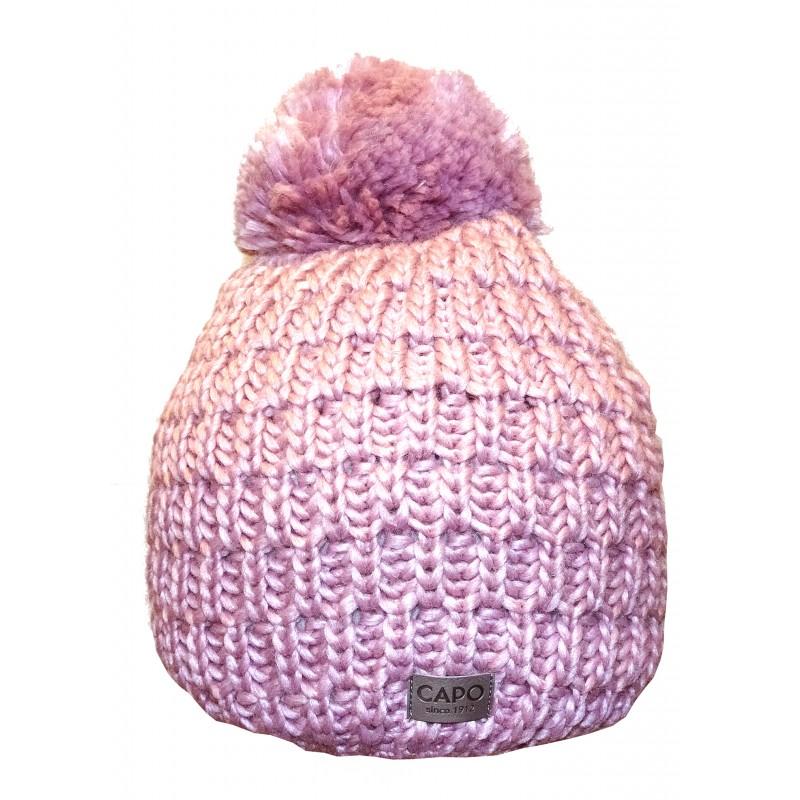 cd84632b821 Gorro de Lana Capo Winter Pink - Armería Trelles S.L.