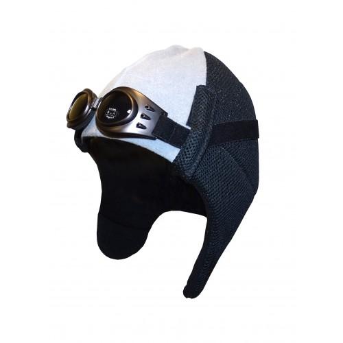Gorro Capo Alpine con Gafas de Ventisca integradas