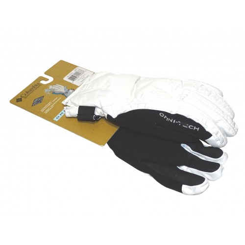 Guantes Columbia Annie Frost White Impermeables