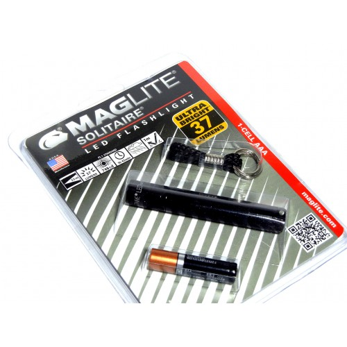 Linterna LED Mini Mag-lite Solitaire