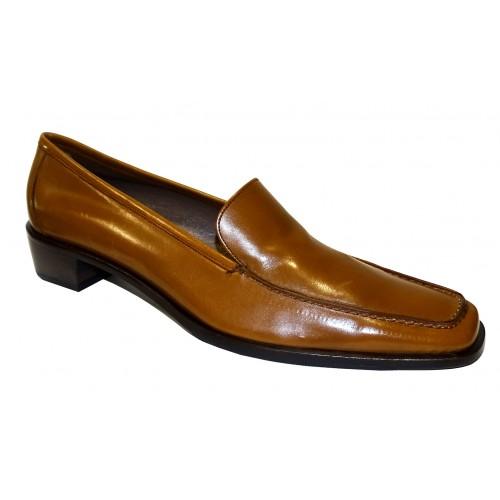 Zapatos de mujer Lottusse Porto Cigar