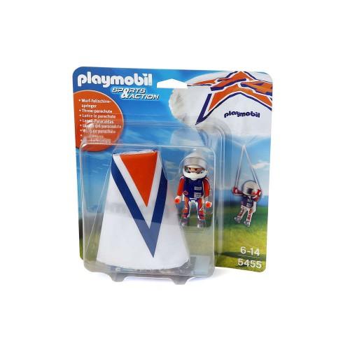 Playmobil Paracaidista 5455