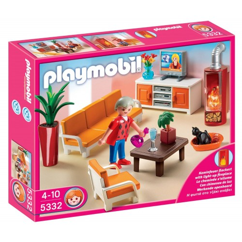 Playmobil Sala de estar 5332