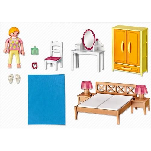 Playmobil Dormitorio de Papá y Mamá 5331