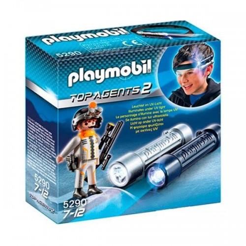 Playmobil Linterna Espía con Espía incorporado 5290