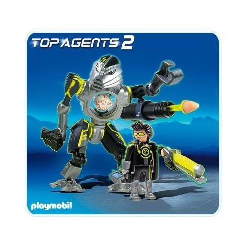 Playmobil Robot Mega Masters 5289