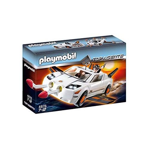 Playmobil Super-deportivo Agente Secreto 4876