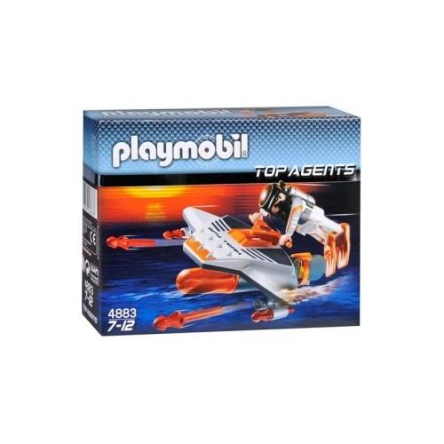 Playmobil Torpedo Submarino 4883